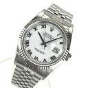 ROLEX ロレックス 16234 デイトジャスト メンズ 腕時計 自動巻き 白