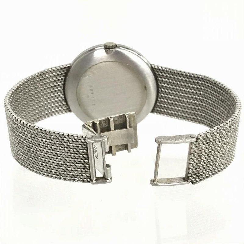 VACHERON ヴァシュロンコンスタンタン アンティーク手巻き腕時計 金無垢K18 62.9g メンズ 管理YO11672