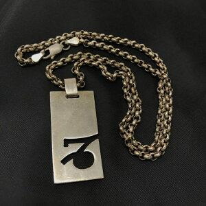 70429facc093 GUCCI/グッチ CAPRICORN カプリコーン 星座ペンダントトップ SV925 ネックレス付き 45cmシルバー 管理YO0845  この商品は名古屋緑店の商品です。