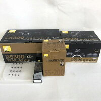 美品NikonニコンD5300ダブルズームキット2デジタル一眼レフカメラSDカードバッテリー管理RM139