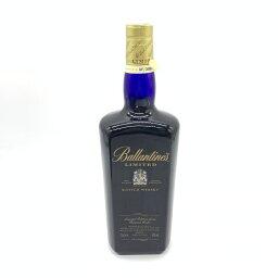 Ballantines バランタイン LIMITED リミテッド Scotch Whisky スコッチ ウイスキー 未開栓 お酒 アルコール 750ml 43度 管理RT23977