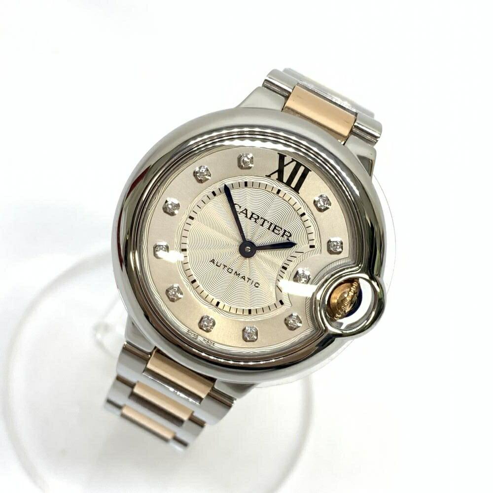 腕時計, レディース腕時計  CARTIER WE902044 K18PG SS 33mm RM15235