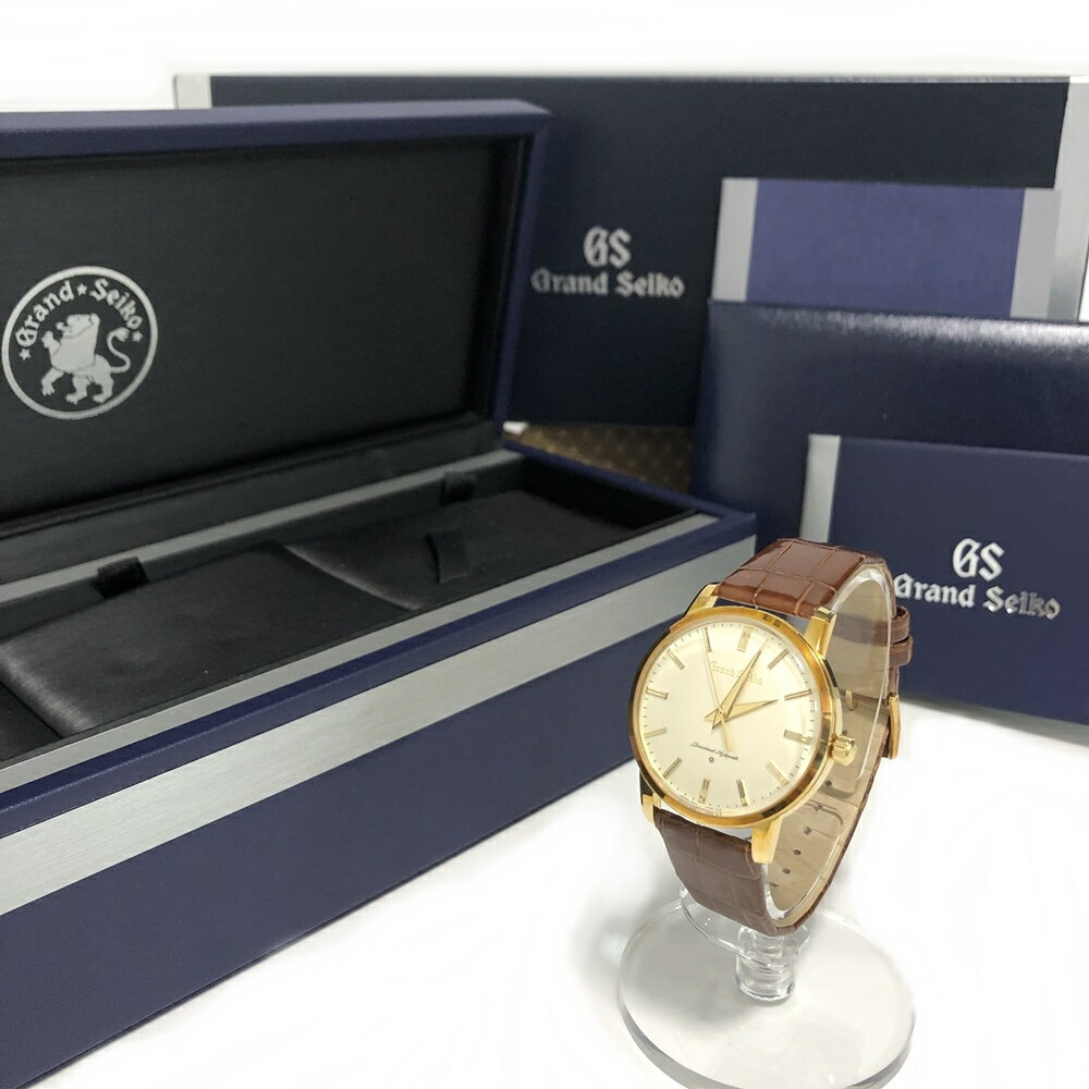 腕時計, メンズ腕時計 GRAND SEIKO 353 18K SBGW252 USED:A