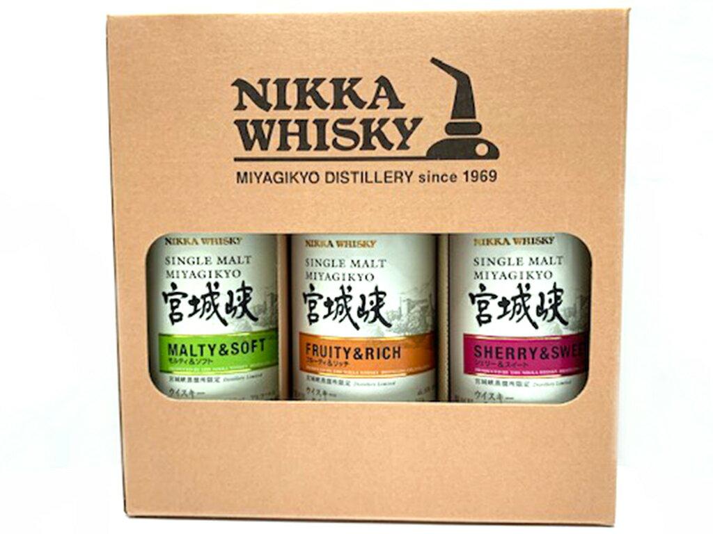 ウイスキー, ジャパニーズ・ウイスキー NIKKA 3 55 180ml