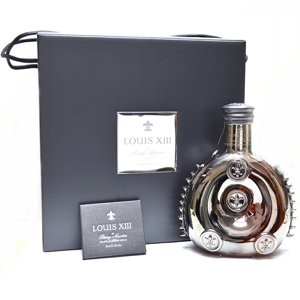 【未開栓】REMY MARTIN【レミーマルタン】ルイ13世 ブラックパール 古酒 40度/700ml 完品 代引き不可
