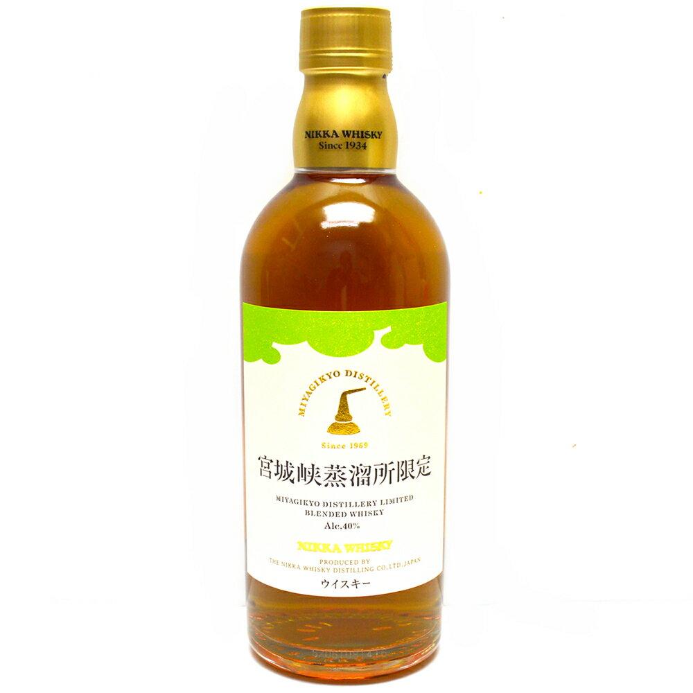 ウイスキー, ジャパニーズ・ウイスキー NIKKA 40 500ml