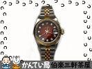 ROLEX(ロレックス)エクスプローラーⅡ16570オイスターパーペチュアルデイト自動巻き黒文字盤SSメンズ腕時計【中古】