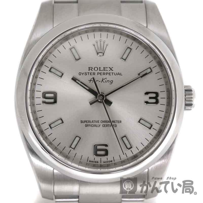 腕時計, メンズ腕時計 ROLEX 114200 M USED-9 a3100107928600001