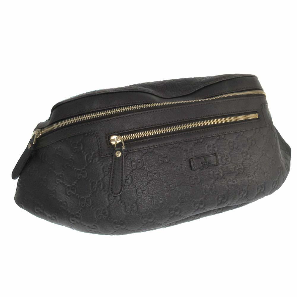 男女兼用バッグ, ボディバッグ・ウエストポーチ GUCCI246409 USED-AB7 k21-958