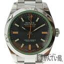 ROLEX【ロレックス】 116400GV ミルガウス グリ...