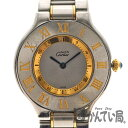 Cartier【カルティエ】W10072R6 ヴァンティアン 腕時計 クォーツ レディース ステンレ ...