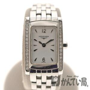 LONGINES L5.158.0 Dolce Vita watch battery-powered quartz ladies stainless steel battery exchanged [used] USED-6 pawnshop Kantai Bureau Kita Nagoya store n20-2084