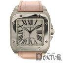 Cartier【カルティエ】W20106X8 サントス100 腕時計 ボーイズ 自動巻  ステンレス ...