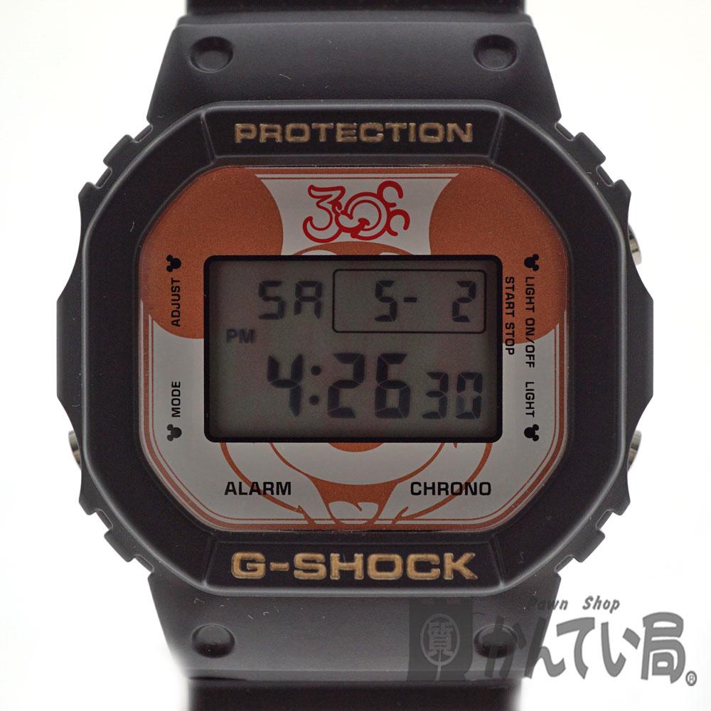 腕時計, メンズ腕時計 CASIODW-5600VT G-SHOCK 30 USED-10 n20-968