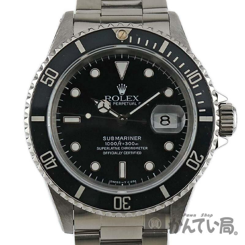 腕時計, メンズ腕時計 ROLEX16610 SS() W c19-36123100004028500012