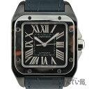 CARTIER【カルティエ】 W2020008 サントス100MM 腕時計 メンズ 自動巻き ステン ...
