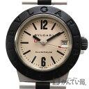 BVLGARI【ブルガリ】AL32TAVD アルミニウム 腕時計 ラバー 電池式 クオーツ レディー ...