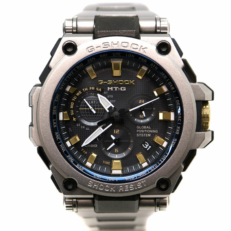 腕時計, メンズ腕時計 CASIO MTG-G1000SG-1A2JF MT-G G-SHOCK USED-6 A21-2306