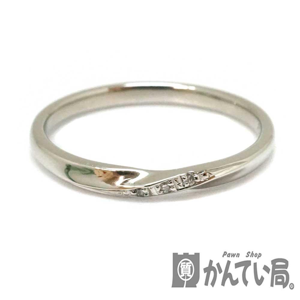 レディースジュエリー・アクセサリー, 指輪・リング  Pt90010 USED-9 n3103173928800082