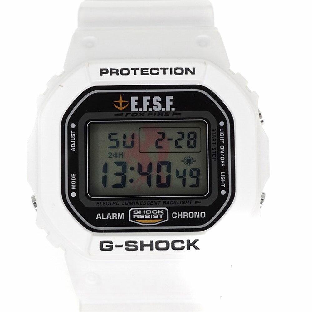 腕時計, メンズ腕時計 CASIODW-5600VT G-SHOCK RX-78-2 USED-6 h2100964