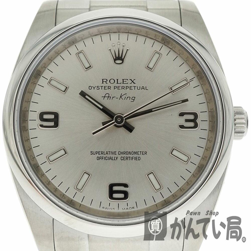 腕時計, 男女兼用腕時計 OHROLEX114200 M SS USED-9 h3100004928700015