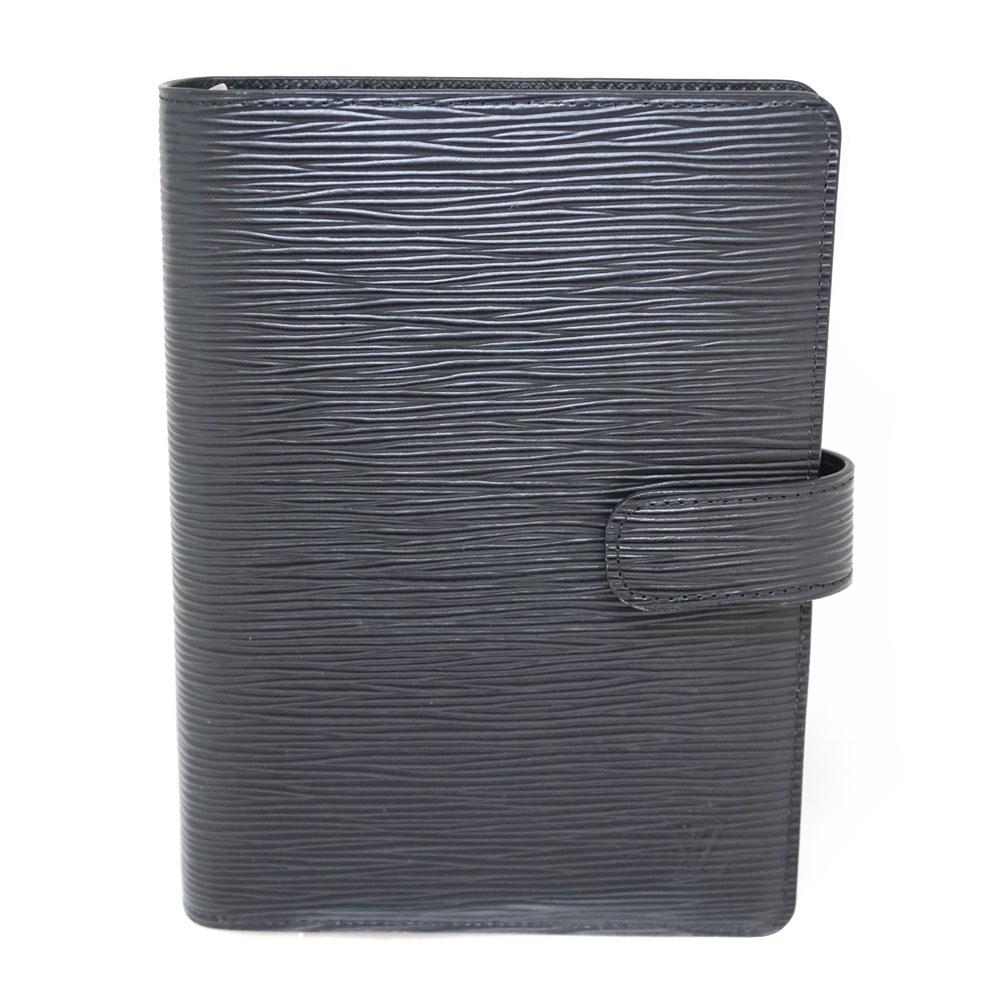 手帳・ノート, 手帳 LOUIS VUITTON R20202 MM LV USED-10 n21-2533