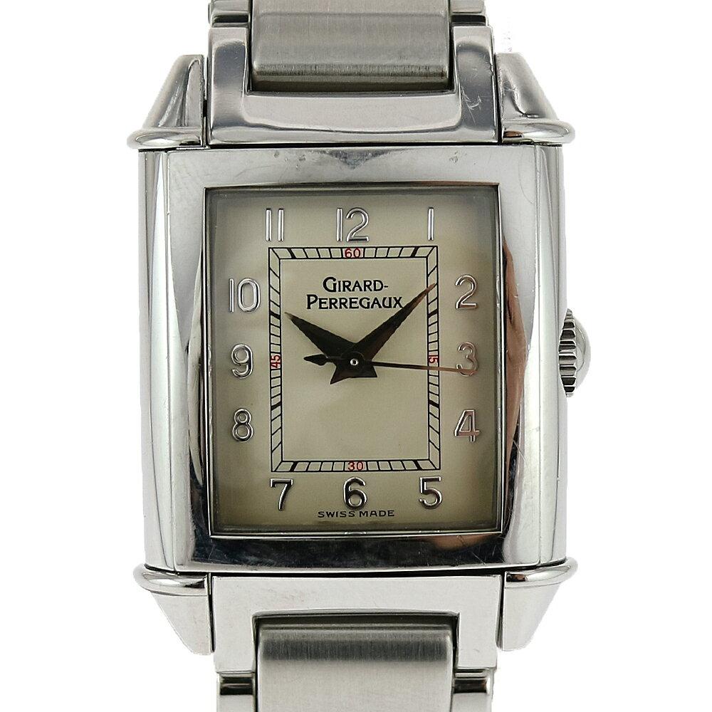 腕時計, レディース腕時計 GIRARD PERREGAUX 2590 1945 USED-7 c20-6151