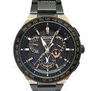 【付属品〇】セイコー アストロン SBXB126 ソーラー 電波 腕時計 メンズ クオーツ ブラックxゴールド GPS【中古】