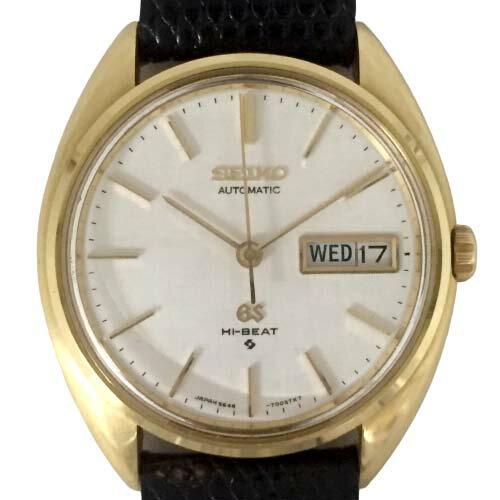 腕時計, メンズ腕時計  5646-7005 18K 750 HI-BEAT