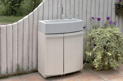 kantoh | Rakuten Global Market: Outdoor sink garden ...