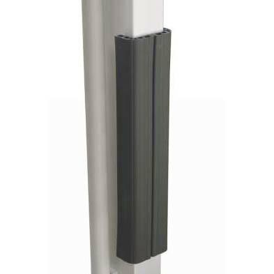 カーポートオプション柱ガード車ガードセーフティガードDIY外構新築/新居交換/リフォーム三協アルミ 1本入り  高さ50cmx幅