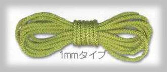 """Asian code, 1 mm"" Melchenart Asian knots collection"