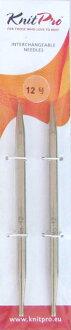 ☆ NetPro Nova metal move the expression wheel needle tip No. 12