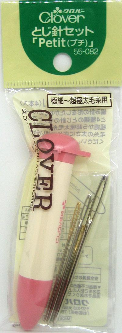 """☆ toji針 set """"CHIBI (Chibi)' 55-082 clover"""