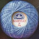 DMCのレース糸ですDMC BABYLO バビロレース糸 #20  50g 毛糸 編み物 サマーヤーン