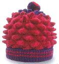 ☆ベルンド・ケストラーのスパイキーキャップ2 BK-20 内藤商事 毛糸キット 編み物