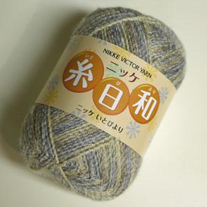 nikke線天氣nikkebikuta毛線毛線織毛衣