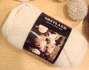 【当店おすすめ】 パピー シェットランド 毛糸 編み物 セーター ベスト マフラー 並太