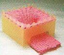 はじめての人、チビッ子まで大人気!指で編む角型タイプアンデミルミル 25ミリピッチH205565