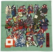 歌舞伎十八番シャンタン(緑)