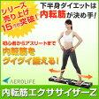 エアロライフ 内転筋エクササイザーZ 送料無料 トレーニング 美脚 エクササイズ 内転筋 太もも 痩せ 太もも痩せ グッズ 下半身 ダイエット やせ