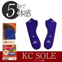 KC SOLE(スニーカー用)|5秒で体感・ストレッチ・ダイ...