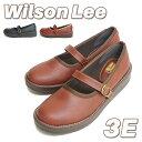 Wilson Lee ウィルソンリー 大人可愛いパンプス風カジュアルストラップシューズ。甲のストラップは付け根がゴムになっていて脱ぎ履きラクチン♪ウエッジソールは前底に高さがあり傾斜を感じず疲れにくい!クッションインソール ウォーキングシューズ レディース No.5852
