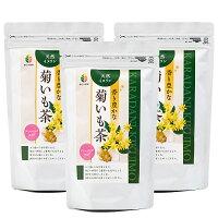 キクイモ菊芋菊芋茶3g×20包入り3袋セット国産菊いも