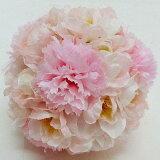 春インテリア【桜の造花】サクラボールアレンジ8cm-桜のある暮らしに-