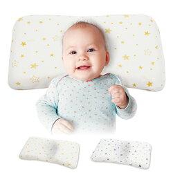 【送料無料】ベビー枕枕カバー2種類付き向き癖絶壁防止頭の形が良くなる低反発通気性国内安全検査済みCheria