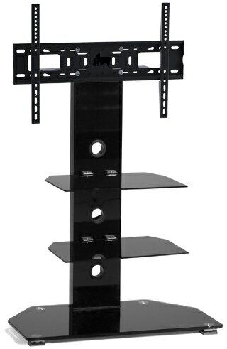 〔新品〕32〜55型対応 壁寄せタイプ テレビスタンド