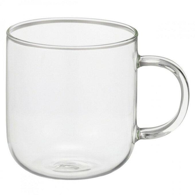無印良品 耐熱ガラス マグカップ 約360ml 良品計画