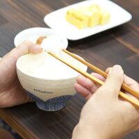 飯碗箸ペアセットツグミ