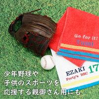少年野球や子供のスポーツを応援する親御さん用にも